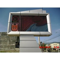 Distributor Display Led Outdoor Full Color 3