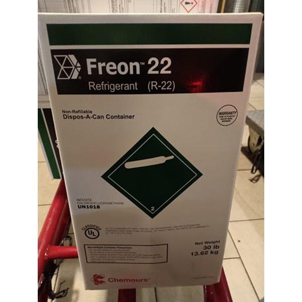 Freon R22 Chemours Shanghai