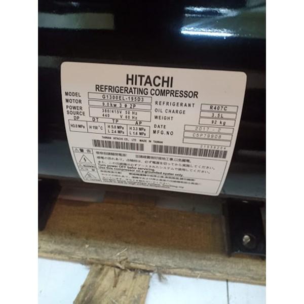 Kompresor hitachi type G1300EL- 195D3