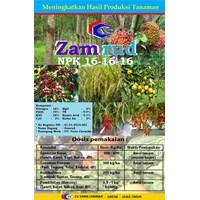 Pupuk NPK 16-16-16 Zamrud
