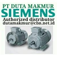 SIEMENS ELECTRIC MOTOR PT. DUTA MAKMUR SIMOTICS FD Flexible Duty Motors