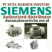 SIEMENS ELECTRIC AC MOTORS