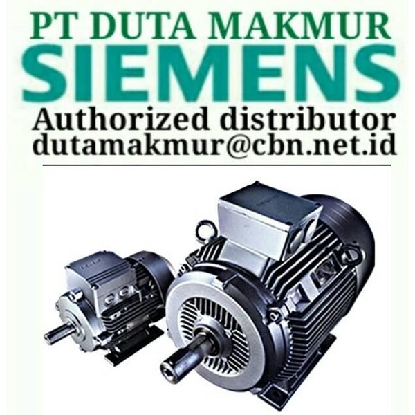 Siemens Electric Low Voltage Simotic Electric Motor