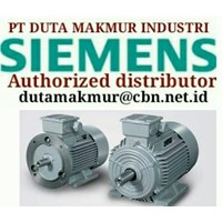 SIEMENS STANDARD AC MOTOR LOW VOLTAGE PT DUTA MAKMUR SIMOTICS GENERAL PURPOSE  0.3 kw up to 355 kw
