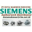 SIEMENS STANDARD AC MOTOR LOW VOLTAGE PT DUTA MAKMUR SIMOTICS GENERAL PURPOSE  almuniun & cast iron 2