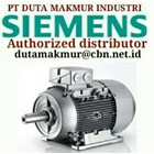 SIEMENS STANDARD AC MOTOR LOW VOLTAGE PT DUTA MAKMUR SIMOTICS GENERAL PURPOSE  almuniun & cast iron 1