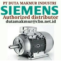 SIEMENS STANDARD AC MOTOR LOW VOLTAGE PT DUTA MAKMUR SIMOTICS GENERAL PURPOSE  almuniun & cast iron