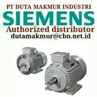SIEMENS STANDARD AC MOTOR LOW VOLTAGE PT DUTA MAKMUR SIMOTICS GENERAL PURPOSE  03 KW UP TO 200 KW 2