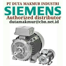 SIEMENS STANDARD AC MOTOR LOW VOLTAGE PT DUTA MAKMUR SIMOTICS GENERAL PURPOSE  03 KW UP TO 200 KW