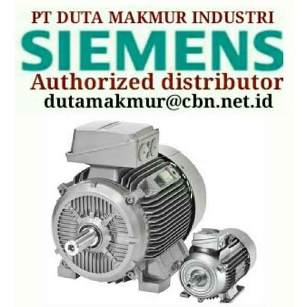 SIEMENS STANDARD AC MOTOR LOW VOLTAGE PT DUTA MAKMUR SIMOTICS GENERAL PURPOSE  03 KW UP TO 200 KW