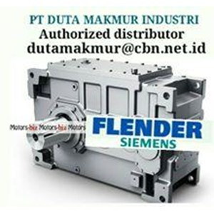 Sell Flender Gear Reducer Gear Box Pt Duta Flender