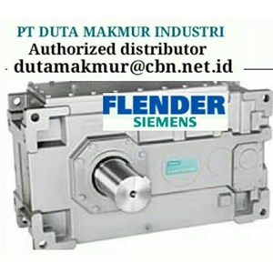 Sell Flender Gear Reducer Gear Box Pt Duta Flender Bevel Gear