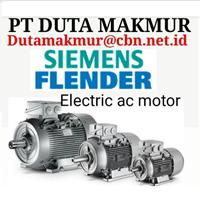 Electric AC Motor Siemens Flender