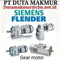 Gear Motor Siemens Flender