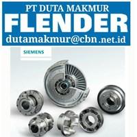 Coupling Flender Siemens