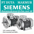 SIEMENS ELECTRIC AC MOTOR PT DUTA MAKMUR - JAKARTA 1