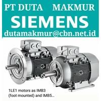 SIEMENS ELECTRIC AC MOTOR PT DUTA MAKMUR - JAKARTA