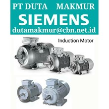 PT DUTA MAKMUR SIEMENS ELECTRIC AC MOTOR LOW VOLTAGE