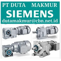 SIEMENS GEAR MOTOR MADE IN JERMAN PT DUTA MAKMUR