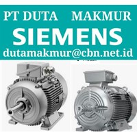 SIEMENS ELECTRIC MOTOR MADE IN JERMAN PT DUTA MAKMUR