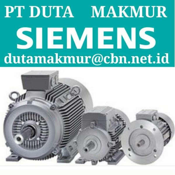 SIEMENS ELECTRIC MOTOR LOW VOLTAGE PT DUTA MAKMUR