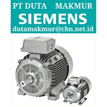 SIEMENS AC MOTOR LOW VOLTAGE PT DUTA MAKMUR