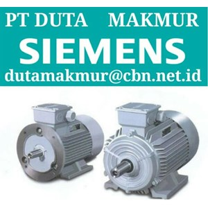 SIEMENS AC MOTOR LOW VOLTAGE MADE IN JERMAN PT DUTA MAKMUR