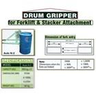Drum Gripper For Forklift  7