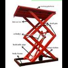 Electric Scissor Lift table 7