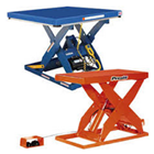 Electric Scissor Lift table 2