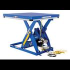 Electric Scissor Lift table 8