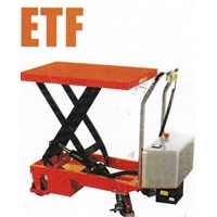 Hydraulic Meja Angkat - Electric Scissor Lift table