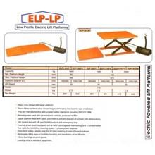 Hydraulic Meja Angkat - Electric Scissor Lift table