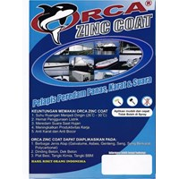 Jual Cat pendingin atap Roof Coating ORCA