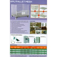 Jual Container Pallet Mesh AMJ