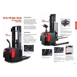 Dari Forklift Electric Stacker Pallet 1