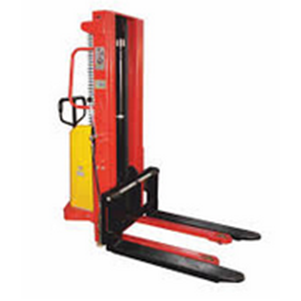 Hydraulic Stacker Semi-electric