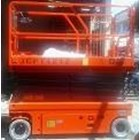 Scissor Lift Electric Work Platform. 4