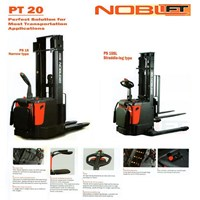 Alat angkat Stacker Full electric