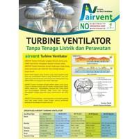 Distributor Turbin Ventilator Airvent 3
