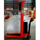 Electric Stacker Pallet PEDESTRIAN 7