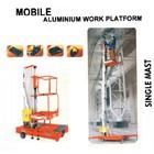Aerial Work Platform Electric model Dual Mast 2