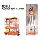 Aerial Work Platform Electric model Dual Mast 1