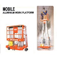 Aerial Work Platform Electric model Dual Mast 1