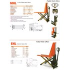 Hydraulic Scissor Lift Pallet Truck 2