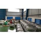 Turbin Ventilator Aluminium dan Stainless Steel Pabrik dan Gudang  5