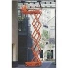 Electric Scissor Lift work platform. 3