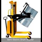 Hydraulic Drum Lifter Hydraulic Drum Stacker 4