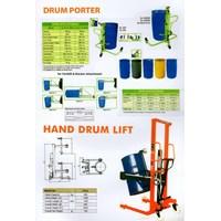 Hydraulic Drum Lifter manual.