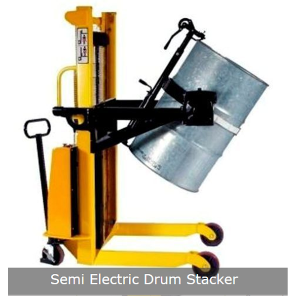 Drum stacker Lifter